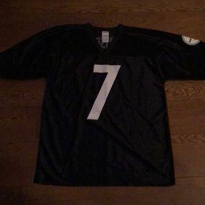 Official NFL Steelers Ben Roethlisberger Jersey L